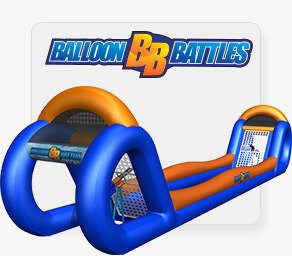 Balloon Battles Inflatable