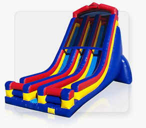 27' Screamer Inflatable Slide