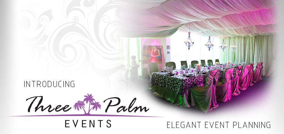 Three Palm Events